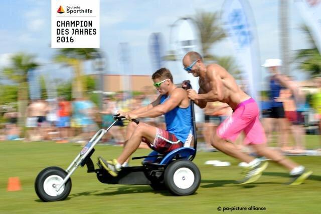 Ohne Sport geht es dann doch nicht ... cdj2017
