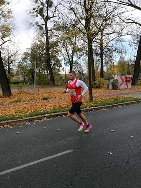 Halbmarathon in Dresden
